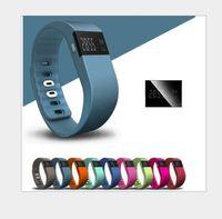 relojes de pulsera unisex al por mayor-Discout TW64 Bluetooth Reloj inteligente Pulseras deportivas Unisex relojes color caramelo Banda inteligente Pulsera Monitor de ritmo cardíaco Smartband Fitness