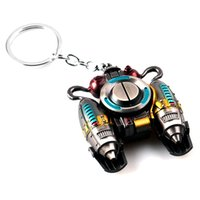 Wholesale Metal New Arrival Games Jewelry Alloy Fortnite Keychain Keyring