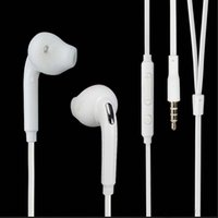 Wholesale samsung s7 headphones for sale – best Cheapest Headphone In Ear Headset mm Plug Stereo Earphone Mic Remote for Samsung S5 S6 S7 S8 S9 S10 edge Android Smart Phone