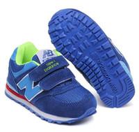 euro casual toptan satış-Yüksek kaliteli tasarımcı spor ayakkabı çocuklar sneakers Rahat ayakkabılar STAN SMITH SNEAKERS Çocuk CASUAL koşu ayakkabıları Euro boyutu 20-30