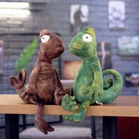 Wholesale funny stuff toys for sale - Group buy Lizard Doll Stuffed Plush Toy Children Kids Toys Plush Toys Soft Lizard Birthday Gifts Cute Funny Pillow Christmas Gift new