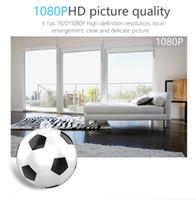 Wholesale electronic football resale online - Football sytly Mini Camera SQ20 HD1080P Digital Video Camcorder Mini DVR Motion Detection Sport DV Home Secutiry Camera