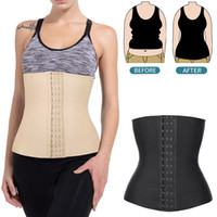Wholesale animals shapers resale online - Tummy Reducing Girdles Women Slimming Sheath Waist Trainer Belly Shapers Weight Loss Shapewear Trimmer Belt Body Shaper Corset