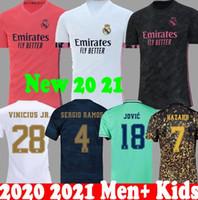 Wholesale 2019 Real Madrid BALE Soccer Jersey home away NEW soccer shirt ASENSIO HAZARD madrid Football uniforms
