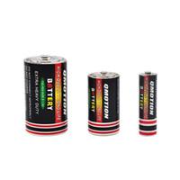 Wholesale metal spice jars resale online - Metal Battery Kit Sealed Hidden Storage Bottle Originality Pill Jars Pure Color Receiving Pills Case Multi Size yh A1