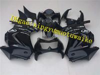 kawasaki ninja ex fairing toptan satış-7ücretsiz hediye + Kawasaki Ninja ZX kaporta - 250 r ZX-250R 08 ~ 12 ZX 250 EX 250 2008 2009 2010 2011 2012 kaporta r