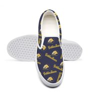 sapatos california venda por atacado-Casual CALIFORNIA GOLDEN BEARS Futebol logotipo azul Unisex Canvas exclusivo antiderrapante Shoes Projeto clássico Moda Limited Edition cinza preto