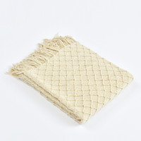 Wholesale crochet cotton blanket for sale - Group buy Nordic Knitted Tassel Blanket Super Soft Sofa Bed Throw Blanket Bedding Warm Soft Quilt Cotton Crochet Sofa Cover