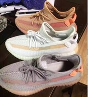7ee7063068e8 New 2019 Release Originals Yeezy Boost 350 V2 Clay Hyperspace True Form  Kanye West Men Women Running Shoes Authentic Sports Sneakers EG7490 EG7491  EG7492