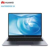 ingrosso laptop portatile della porcellana-2019 Nuovo HUAWEI MateBook 14 Portatili Netbook 14 pollici Ottava generazione i5-8265U 8 GB 512 GB Set Win10 China Edition Fingerprint