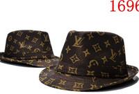 Wholesale women brimmed hats resale online - Camouflage fashion Bucket Hats Camo Fisherman Hat Wide Brim Sun Fishing Bucket Caps Camping Hunting Hat Chapeau bob pesca bone Casquette