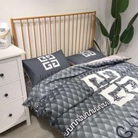 Wholesale zebra queen bedding set online - Bedding Sets Summer Home Zebra Bed Sheet and Rose Red Duver Quilt Cover Pillowcase Soft and Comfortable King Queen Full Twin