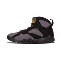 обувь для баскетбола n7 оптовых-С Box Designer 7 Баскетбольные кроссовки 7s VII Фиолетовый UNC Олимпийский Panton Чистые деньги Ничто Raptor N7 Zapatos Тренер Jumpman Спортивная обувь Кроссовки