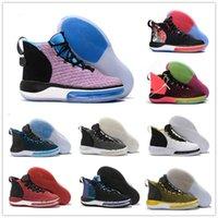 yeni kadın ayakkabıları çin toptan satış-Yeni FIBA Dünya Kupası 2019 AlphaDunk Uçuç ABD Mavi Dunk Ölüm Çin'in Kadınlar Kid Erkek Basketbol Ayakkabı Siyah Spor Sneakers Boyut 36-46
