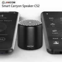telefones celulares inteligentes usados venda por atacado-JAKCOM CS2 Smart Carryon Speaker venda quente em outras partes do telefone celular como usado gesto controle desportivo assistir
