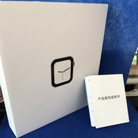 geração relógio venda por atacado-W54 relógio inteligente 4 geração rastreador HD Atividade 1,54 polegadas, ECG, calculadora, Localizar telefone, alarme, monitor de sono para iOS Android inteligentes Relógios
