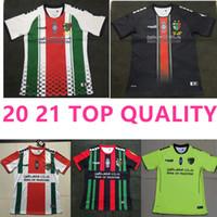 Wholesale thai quality black soccer jersey resale online - thai quality Palestine soccer Jersey survetement football Palestinian Palestinians Football Shirt Palestino ROSENDE S XL