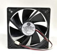 Wholesale power logic fans resale online - POWER LOGIC PL12B48L DC48V A CM three wire silent fan