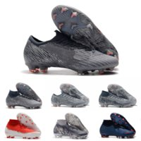 Wholesale athletics soft spikes resale online - 2019 Cheap New Arrival Mens Tiempo Legend VIII FG Football Boots Best Quality Athletic Designer Indoor Soccer Cleats Shoes