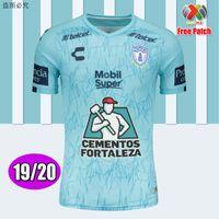 Wholesale soccer jersey hot for sale - Group buy Hot Sale New Pachuca Soccer Jersey Football Shirts LIGA MX Camisa de Futebol Men Jerseys Home White Away Blue Thailand Kit