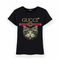sommer chiffon bluse plus größe großhandel-Neue Mode Sommer Marke Frauen Heißer Sommer Casual Damen Kurzarm Chiffon T-shirt Top Bluse Tank Plus Größe