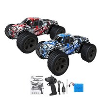 Wholesale motor adapter resale online - High Speed km h Remote Control Car RC Electric Monster Truck OffRoad