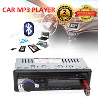 Wholesale player flac for sale - Group buy Single Din Car Stereo Audio V Bluetooth V2 In dash FM Receiver Aux Input Receiver USB MP3 MMC WMA FLAC Car Radio Player