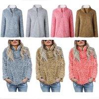 Sweatshirts bur Paris Mode Fleece mit Damen Outdoor Mantel Kapuze Streetfreizeitjacke berber Kleidung 19FW Herren Pullover Hoodie Lammwolle yfgY6vb7