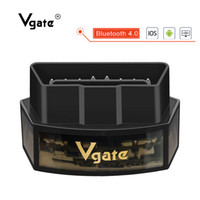 ingrosso vgate icar-Vgate ELM327 V2.1 iCar strumento diagnostico Pro Bluetooth4.0 Supporta Android Torque obd2 elm327 Vgate OBD2 Diagnostic Tool Interface