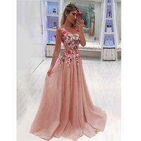 elegante flora großhandel-Elegantes Party Ballkleid Kleid Sexy Frauen Vestidos Abendkleid 5XL Plus Size Flora Maxi Kleider