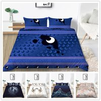 Wholesale bird comforter sets for sale - Group buy Plaid animals Bedding Set Twin Full Queen Size with lovely sheep birds Comforter Cover with pillowcase of Bedding Set Cover