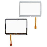 pantalla de reemplazo para la pestaña samsung al por mayor-15 UNIDS DHL P5200 Panel Táctil para Samsung Galaxy Tab 3 10.1 P5200 P5210 Pantalla Táctil Digitalizador Panel Sensor Piezas de Repuesto