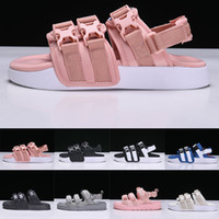 Wholesale girls blue slippers for sale - Group buy Summer Cool Grey Cute Pink Rome Style Designer Sandals Women Girl Fashion Slides Slippers Men Flats Flip Flop Loafers Casual Shoes Size36