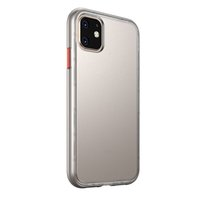 ingrosso custodie per telefoni cellulari-Per il nuovo iPhone 11 cassa del telefono Pro anticaduta protettiva giacca promax rettifica pulsante del colore