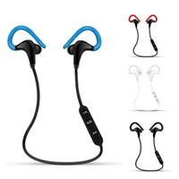 bluetooth für andriod großhandel-Sport über dem Ohr Nackenbügel Bluetooth Kopfhörer Drahtloser Bluetooth Kopfhörer Sport Kopfhörer für Handy IOS Andriod Handy