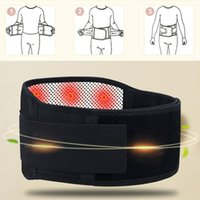 ingrosso cintura di sollievo dal dolore alla vita-Self-heating Warm Waist Back Support Cintura Brace Protection Back Pain Relief Health Care Stress Relaxation Warm Waist # 333759