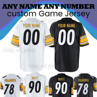competitive price fd7be f41c1 Wholesale Steeler Jersey for Resale - Group Buy Cheap ...