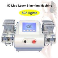 mejores maquinas de celulitis al por mayor-528 luces lipo láser máquina de adelgazamiento reducir celulitis diodo lipolaser precio pérdida de peso mejores máquinas de celulitis