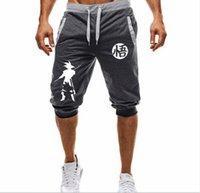 Men/'s Plus Size Jersey al ginocchio tasche SHORTS ESTATE palestra Jogger 3XL-5XL COTONE NUOVO