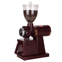 Wholesale 110v 220v Electric Coffee Grinder Grain Cereal Spices Miller Coffee Bean Grinding Machine 8 Gear