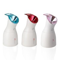 Wholesale facial mist sprayers resale online - Portable in Face Sprayer Cool Mist Facial Steamer Deep Hydrating Home Travel Face Steaming Device Humidification