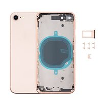 OEM Housing For iphone 8 Plus X XR XS 11 Pro MAX Back Glass Middle Frame Chassis Battery Rear Cover Full Housing Assembly