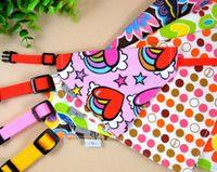 şemsiye kostümleri toptan satış-Yeni sevimli Pet yavru Kedi Köpek dudak / kız / şemsiye ayarlanabilir bandana Eşarp Önlükler Yaka Bakım Üçgen Eşarp malzemeleri Giyim kostüm