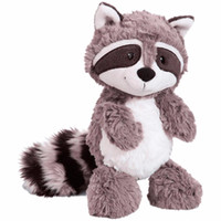 Wholesale gifts for girls pillows for sale - Group buy 25cm Gray Bear Plush Toy Lovely Cute Soft Stuffed Animals Doll Pillow For Kids Children Girls Baby Birthday Gift