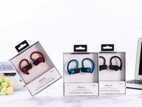 iphone sportwagen großhandel-5.0 TWS S-3 Sport bluetooth Kopfhörer Stereoohr, das drahtlosen Kopfhörer für iphone mit Kleinpaketauto hängt