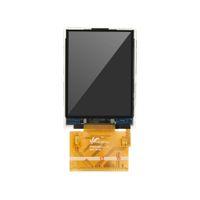 módulos tft venda por atacado-2.8 polegadas passo módulo de resistência ecrã TFT ILI9341 LCD de toque toque LCM cor 37PIN 1,0 milímetros
