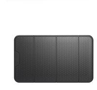 araba paspasları toptan satış-LOONFUNG LF189 Evrensel Silikon Anti Kayma Mat Araba Tutucu Cep Telefonu Ayarlanabilir