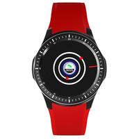 ingrosso bluetooth del telefono quad band-DM368 Quad Core Display LCD da 1,39 pollici Smartwatch wireless da polso Bluetooth 4.0 3G Phone Wrist Band 2018 Novità
