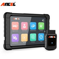 Wholesale tablets system for sale - Group buy WIFI OBD2 Full Systems Scanner Tablet Automotive Diagnostic Tool ABS EPB SRS DPF