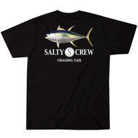 monter achat en gros de-Salty Crew T-shirt Ahi Mount Ss pour homme